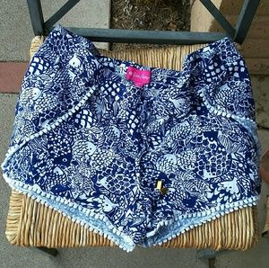 Lilly Pulitzer For Target Upstream Shorts